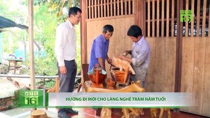 Bắt cua đồng mùa nước nổi, bán 25.000 đồng/kg | VTC16