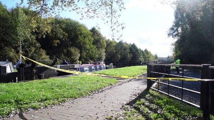 Canal towpath closed as murder probe continues into death of Wigan teenager