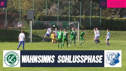 Niklas Haubenreisser's Doppelpack reicht nicht: TuS Leutzsch - VfB Zwenkau (U19-Kreisoberliga)