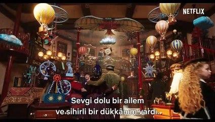 Jingle Jangle: A Christmas Journey Türkçe Altyazılı Fragman