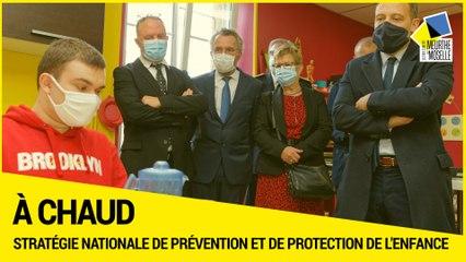 [A CHAUD] - Stratégie nationale de prévention et de protection de l'enfance : la Meurthe-et-Moselle département pilote