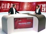 7 Minutes Chrono avec la présidente du SIEL-Territoire d'Energie - 7 Mn Chrono - TL7, Télévision loire 7