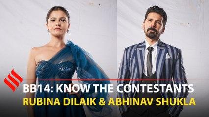 Bigg Boss 14: People will see Rubina and me as a threat - Abhinav Shukla