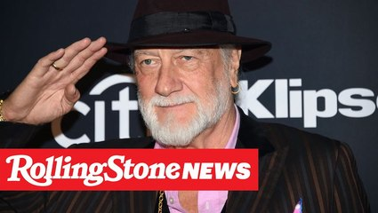 Watch Mick Fleetwood Drink Cranberry Juice and Lip-Sync to 'Dreams' | RS News 10/5/20