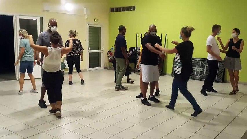 2020 - cours de Zouk - Porte Ouverte du Body Moving - mardi 22 septembre by Occo Style
