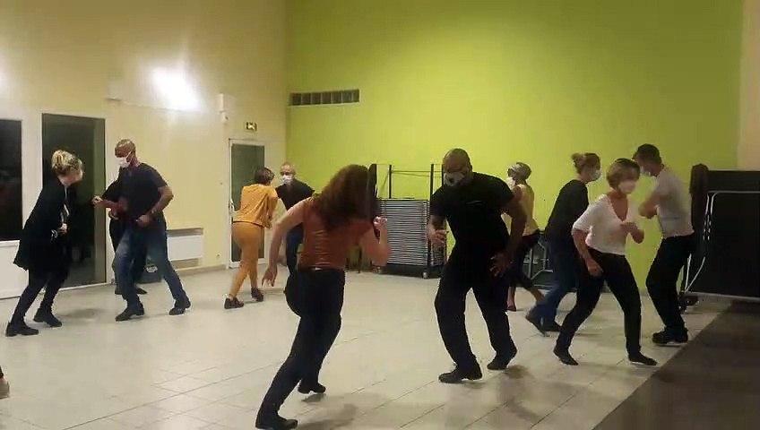 2020 - cours de Salsa Cubaine - Porte Ouverte du Body Moving - jeudi 24 septembre by Occo Style