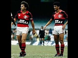 Flamengo 2 x 1 Sport - Copa União 1988