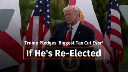 Trump's Big Promise