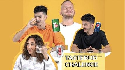 Tastebud Challenge