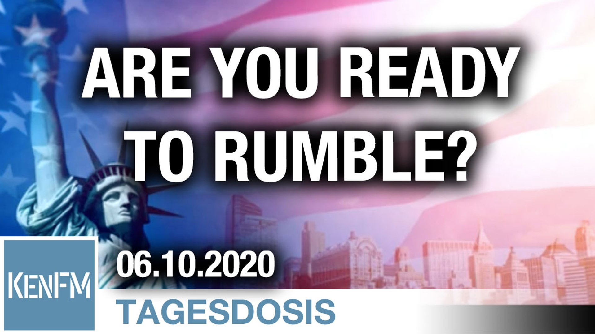 Are you ready to rumble? | Von Mathias Bröckers