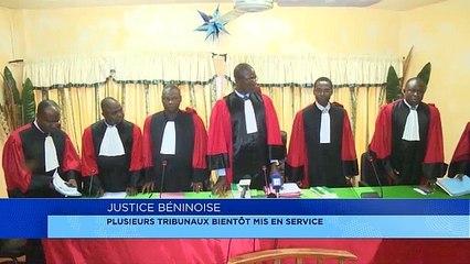 Le Garde des Sceaux explique la création de nouveaux tribunaux