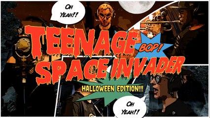 Cobra Fantastic - Teenage Space Invader - Halloween Edition
