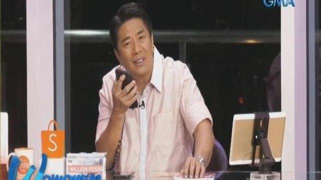 Wowowin: Mag-asawang frontliners, hinangaan ni Willie Revillame