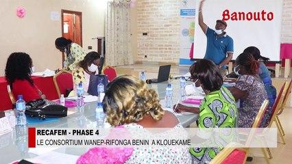 Bénin : RECAFEM 4, formation des femmes élues à Klouékanmè