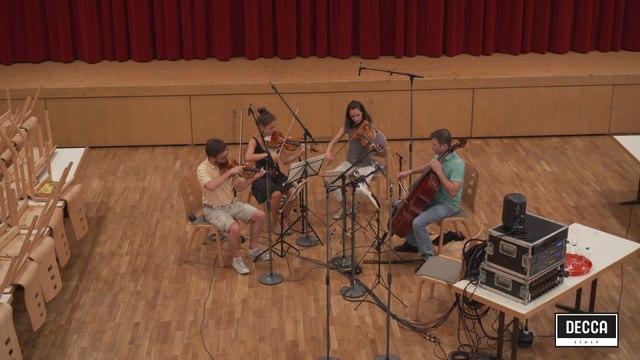 Quartetto Adorno - Zemlinsky: String Quartet No. 3 Op. 19