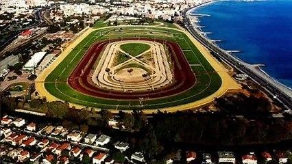 Hippodrome de Cagnes: au galop pour les JO de 2024_IN