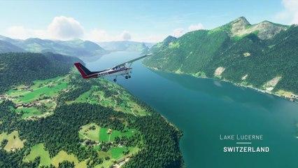 Microsoft Flight Simulator (2020)   Europe - Around the World Tour