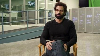 Gerardo Celasco protagoniza la serie de ciencia ficción NEXT de Fox