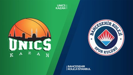 7Days EuroCup Highlights Regular Season, Round 2: UNICS 89-88 Bahcesehir
