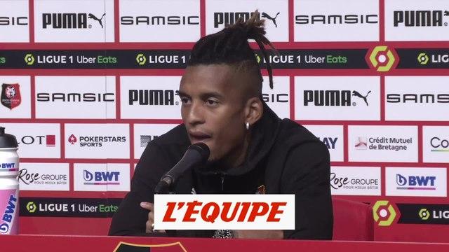 Dalbert : «Je suis prêt pour aider le club» - Foot - L1 - Rennes
