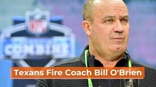 Coach Bill O'Brien Was Fired