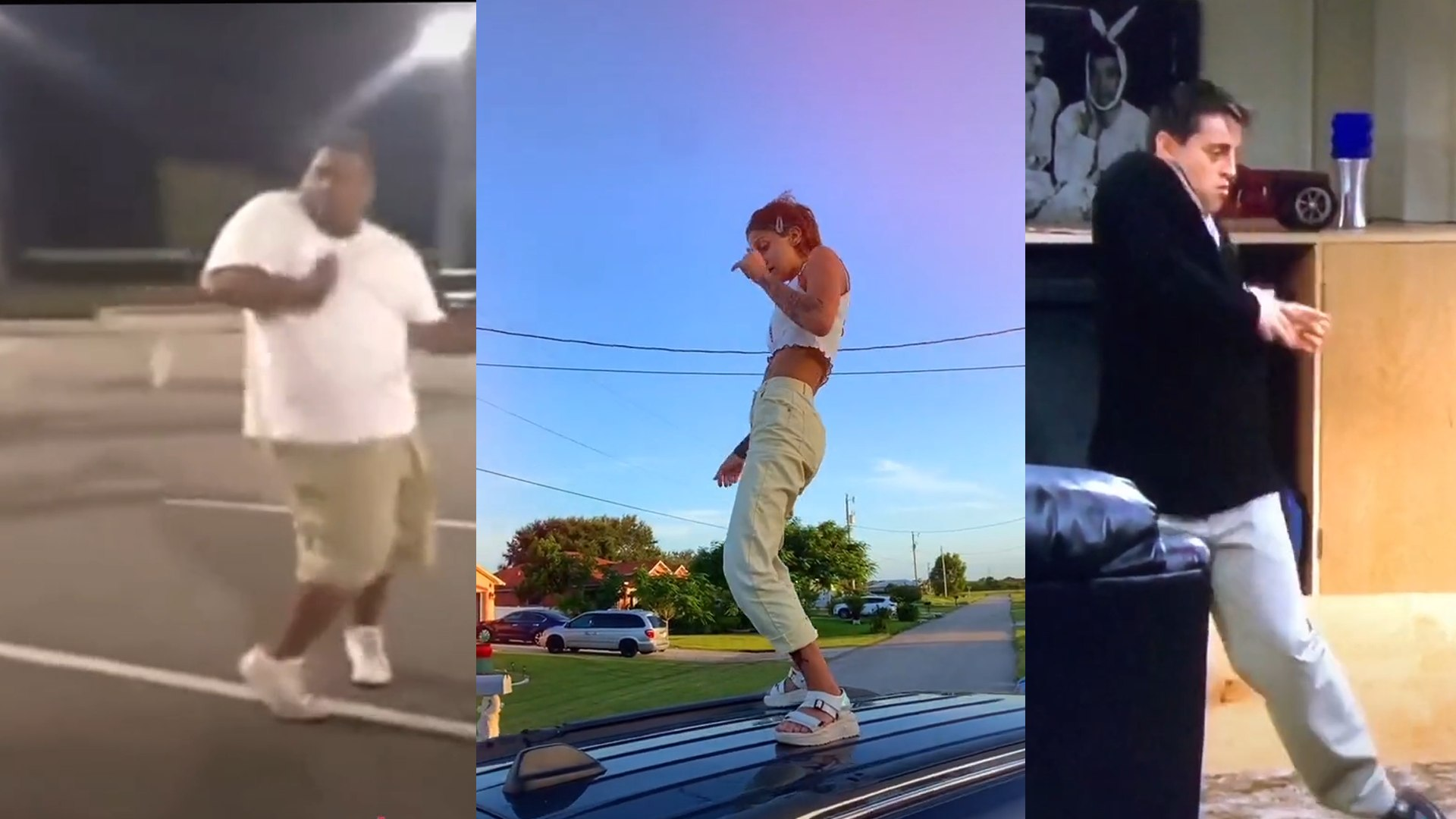 TikTok Users Are Dancing Like Their Favorite TV Show Characters