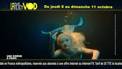 Fête de la VOD  2020 :  du jeudi 8 au dimanche 11 octobre