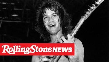 Eddie Van Halen, Hall of Fame Guitarist Who Revolutionized Instrument, Dead at 65 | RS News 10/6/20