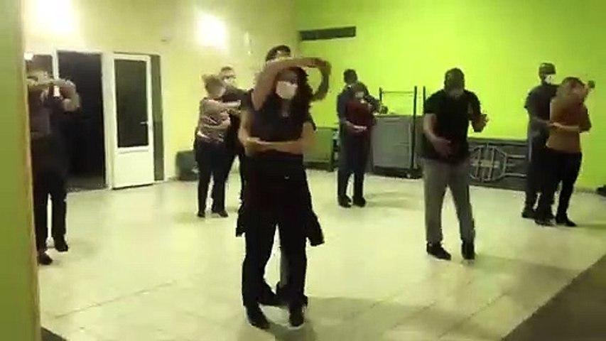 2020 - cours de Salsa Cubaine au Body Moving - jeudi 01 octobre by Occo Style