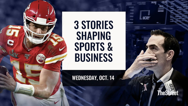Le'Veon Bell Released: Top Stories, Sports and Business News – Oct. 14