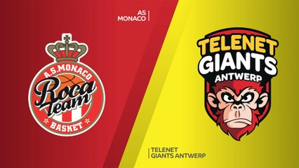7Days EuroCup Highlights Regular Season, Round 3: Monaco 96-64 Giants