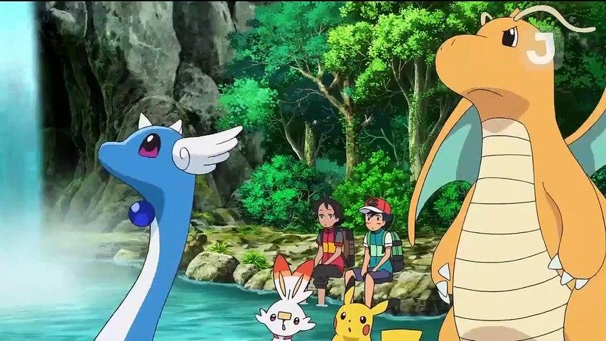 Pokemon Saison 23 Épisode 10 - L'Île des Dracolosse !