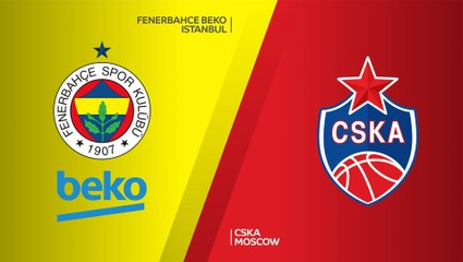EuroLeague 2020-21 Highlights Regular Season Round 3 video: Fenerbahce 77-78 CSKA