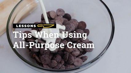 Tips When Using All-Purpose Cream | Yummy PH