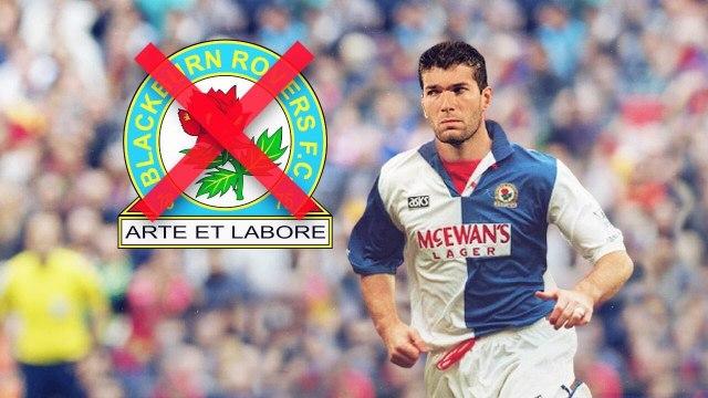 Pour quelle raison ridicule les Blackburn Rovers ont-ils refusé Zinédine Zidane ? | Oh My Goal