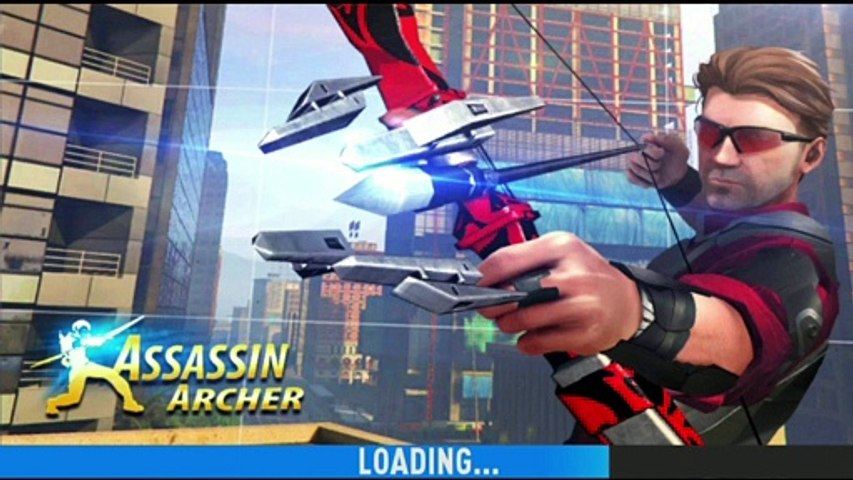 Mobile Game #4   Best Gaming Videos   Assassin Archer   For Android