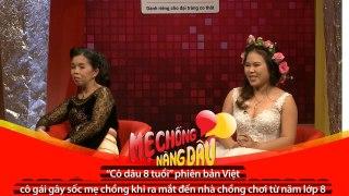 Cô dâu 8 tuổi phiên bản Việt cô gái g�