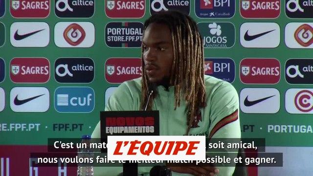 Renato Sanches : « La sélection nationale est un objectif » - Foot - Amical - POR