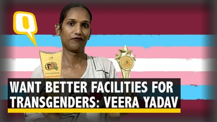 Despite a Degree, I Beg in Buses: Life of Trans Woman Veera Yadav