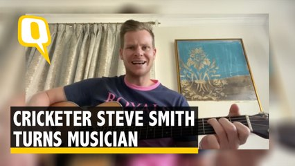 Rajasthan Royals Captain Steve Smith Turns Musician, Shares Video Taken During IPL in the UAE
