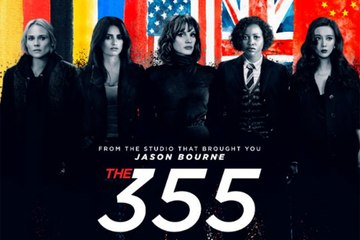 The 355 Trailer 01/15/2021