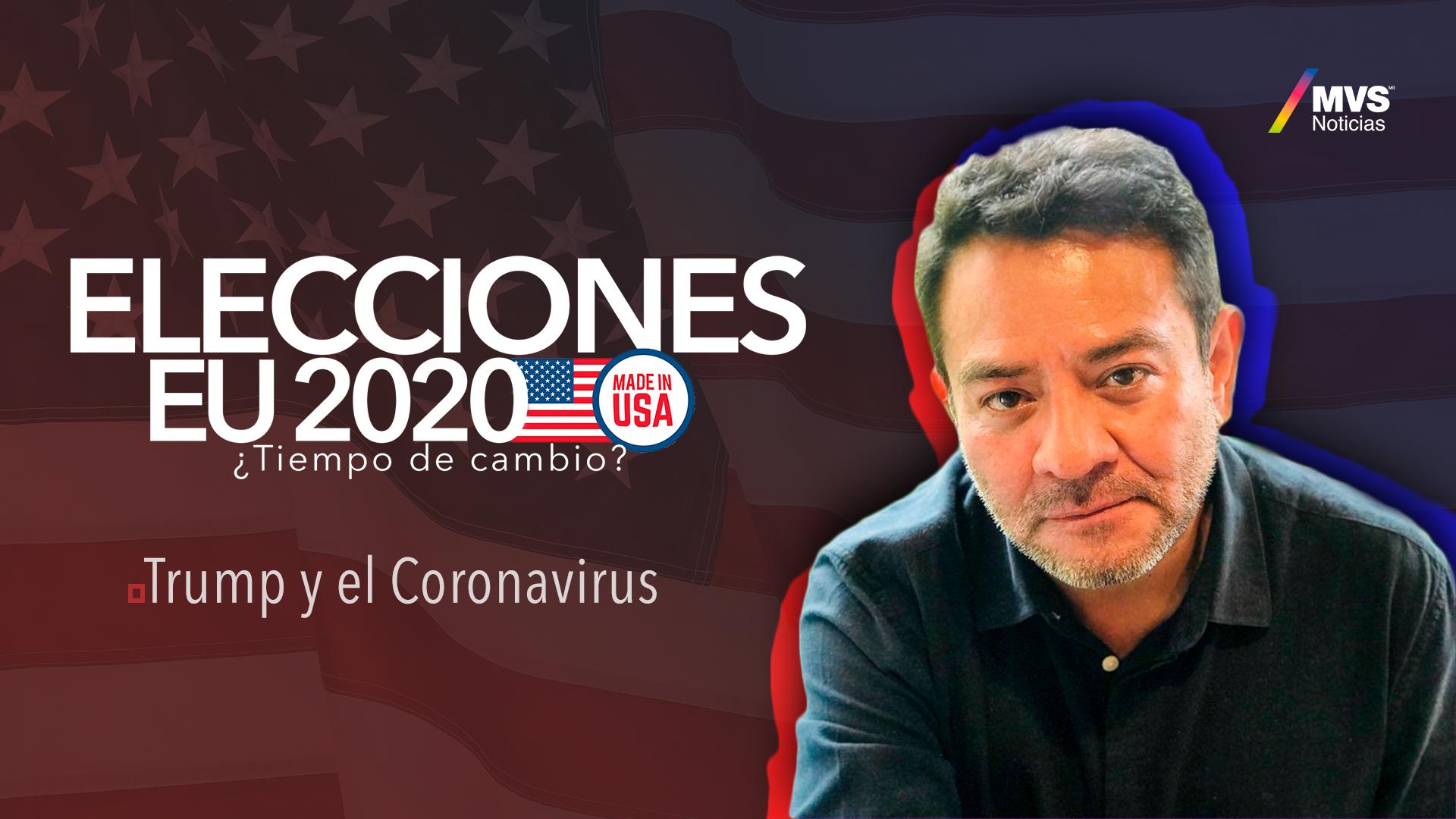 Trump y el Coronavirus