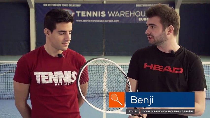 Tennis Test Matériel - On a testé pour vous  la raquette Head Graphene 360+ Speed Pro