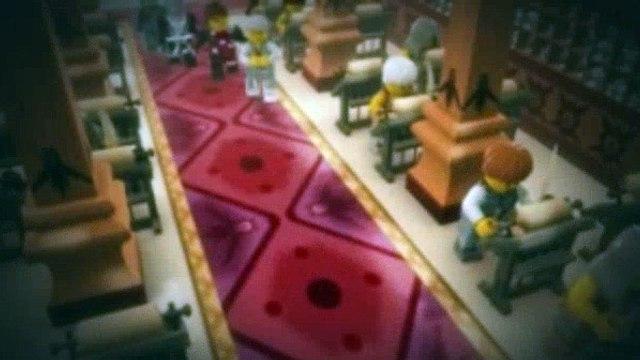 LEGO NinjaGo Masters Of Spinjitzu S05E06 Kingdom Come