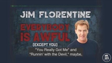 Jim Florentine's Eddie Van Halen Tribute