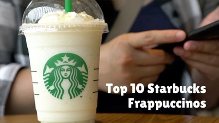 The Frappuccinos We Love