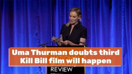 Uma Thurman Shuts Down Rumors