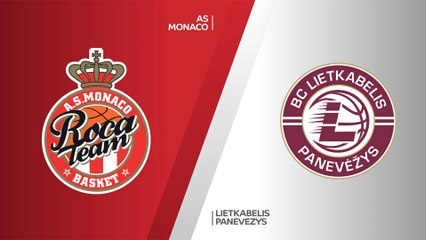 7Days EuroCup Highlights Regular Season, Round 2: Monaco 82-57 Lietkabelis