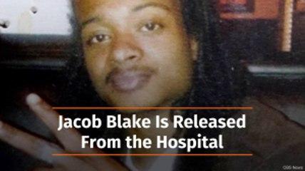 Jacob Blake Is Going Home