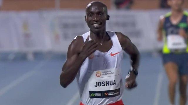 10K WORLD RECORD: JOSHUA CHEPTEGEI 26:11 [FULL RACE]